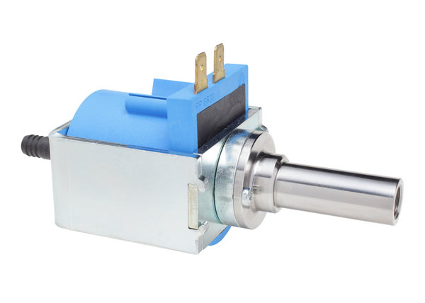 Typ VI 7,0 mm - Schwingkolbenpumpe (1,75 l/min, 7 bar, 230V, FPM)+Anschlusskabel