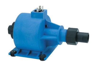 Typ V 8mm - Schwingkolbenpumpe (1,3 l/min, 15 bar, 230V, FPM)+Anschlusskabel