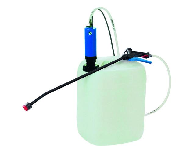 Elektro-Kanisterpumpenset