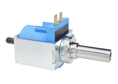 Typ VI 7,0 mm - Schwingkolbenpumpe (1,75 l/min, 7 bar, 230V, EPDM)+Anschlusskabel
